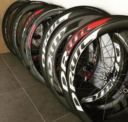 #8 Tipos de perfiles en ruedas de bicicleta de carretera