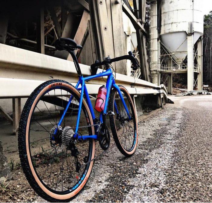 bicicleta gravel- bicicletas y piezas