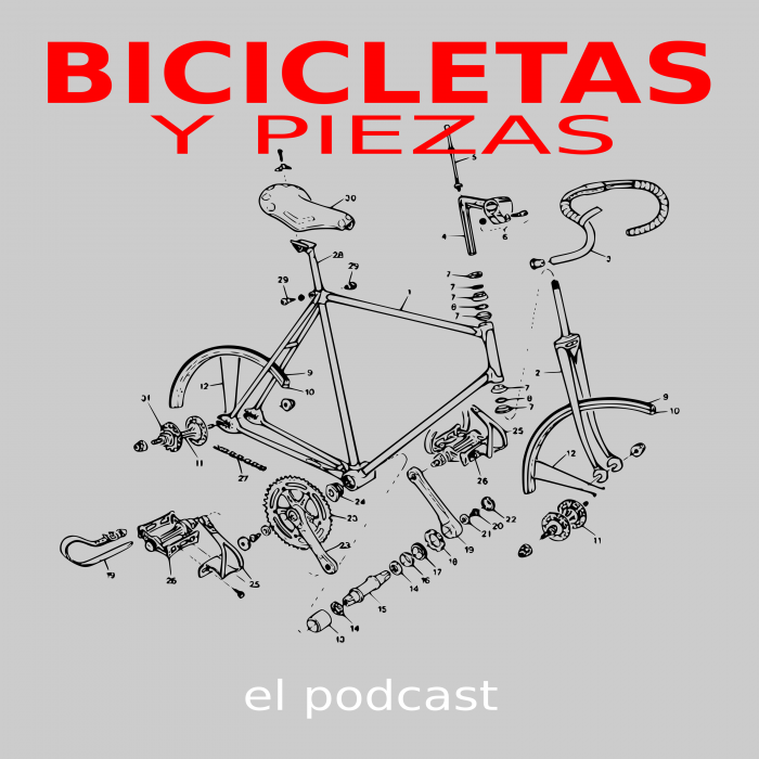 bicicletas y piezas el podcast